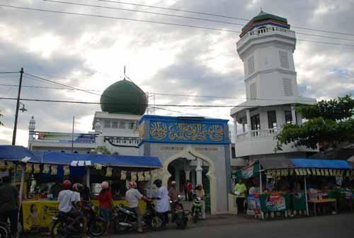 Sejarah Masjid Agung Awwal Fathul Mubien di Manado