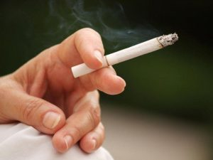penyebab kanker rokok