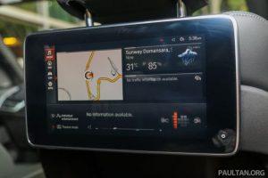Sumber : paultan.org. Sumber : paultan.org. 2020 G05 BMW X5 xDrive45e - LCD display